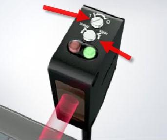 سوئیچ تنظیم کننده سنسور نوری