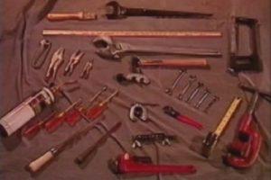 ابزارهای دستی اولیه
