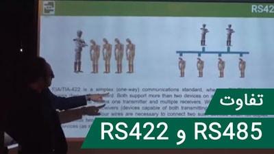 پروتکل RS422