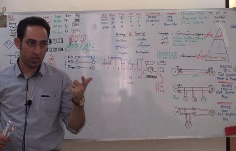 آموزش اتوماسیون صنعتی و PLC