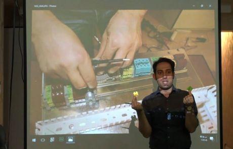 نحوه ساخت تابلو برق - قراردادان ترمینال برق