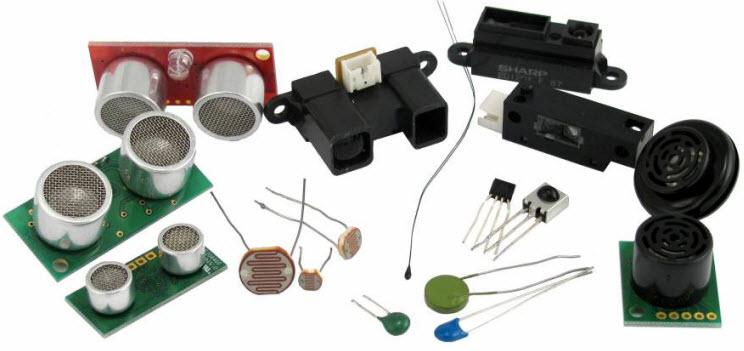 انواع سنسور الکترونیکی