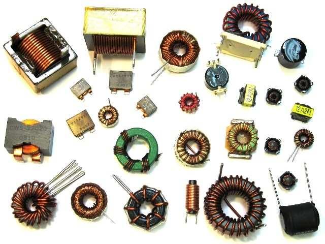 مرجع الکترونیک - انواع سلف الکترونیکی