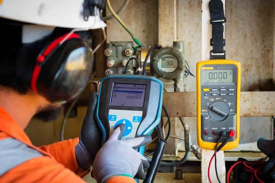 استاندارد نصب تجهیزات ابزار دقیق