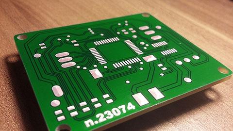 مدار چاپی الکترونیکی