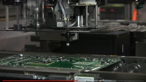 خط تولید PCB