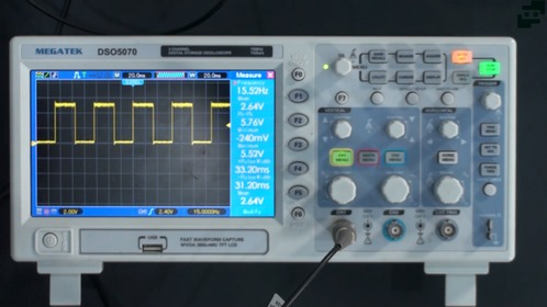 سیگنال PWM