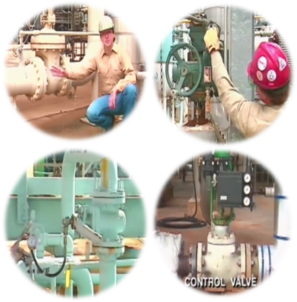 آموزش عملی ابزار دقیق - طراحی و عملکرد شیرها 3