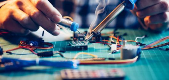 تعمیر بردهای الکترونیکی