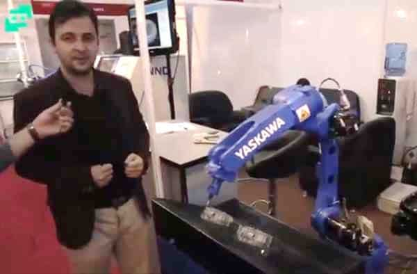 ربات های صنعتی ، ربات برداه برداری