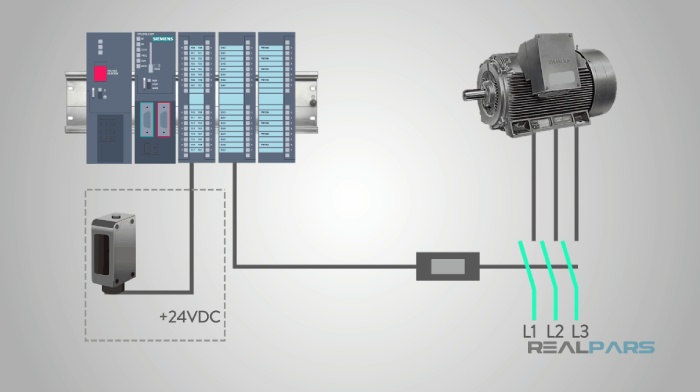 تنظیم خاموش شدن فوتوالکتریک- سیستم رله