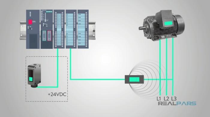 تنظیم روشن شدن فوتوالکتریک- سیستم رله
