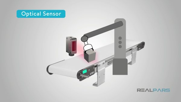 کاربرد سنسور نوری یا اپتیکال