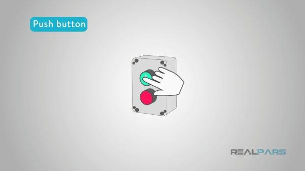 دکمه- سنسور