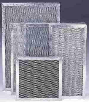 فیلتر فلزی