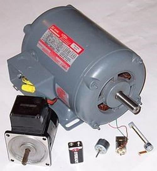 موتور الکتریکی چیست