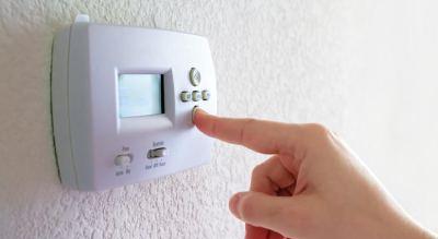 تنظیم شرایط دلخواه در سیستم HVAC