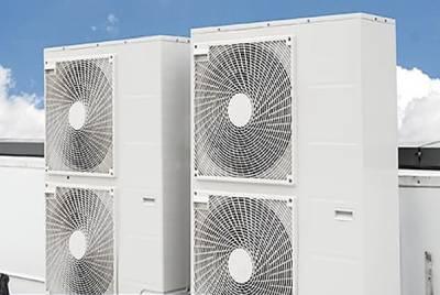 فن ها در سیستم HVAC
