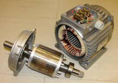 اجزای موتور الکتریکی چیست