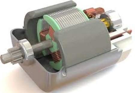 کاربرد های موتور الکتریکی
