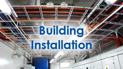 تاسیسات مکانیکی و الکتریکی ساختمان