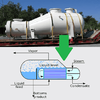 Kettle Reboiler