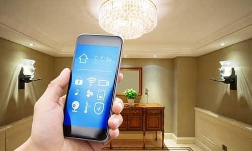 روشنایی هوشمندسازی ساختمان