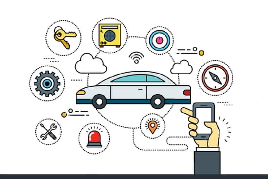 کاربرد اینترنت اشیا در حمل و نقل