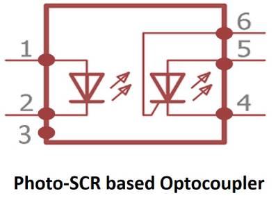 اپتوکوپلر فوتوتریستوری