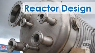 طراحی راکتور