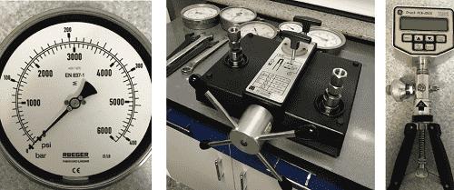 سیستم کنترل فشار