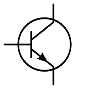 نماد مداری ترانزیستور