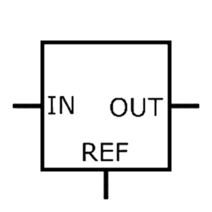 نماد مداری رگولاتور