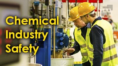 ایمنی در صنایع شیمیایی