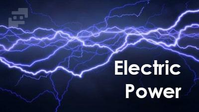 توان الکتریکی چیست