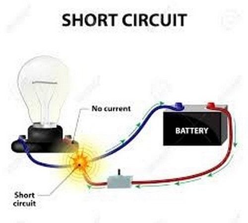 مدار اتصال کوتاه