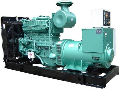 کاربرد diesel generator