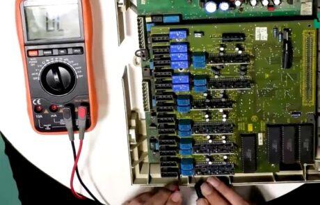 آموزش تعمیرات الکترونیکی (15)