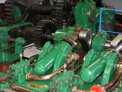 تاریخچه موتور هیدرولیکی
