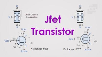 ترانزیستور جی فت