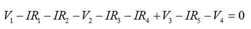 فرمول kvl