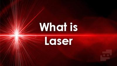 لیزر چیست
