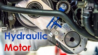موتور هیدرولیکی