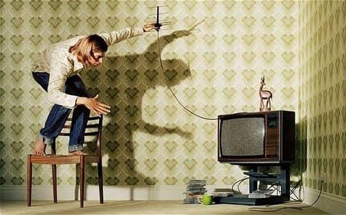 آنتن تلویزیونی