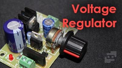 رگولاتور ولتاژ