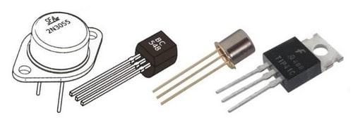 انواع ترانزیستور ujt