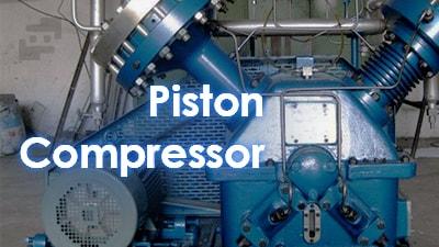 کمپرسور پیستونی