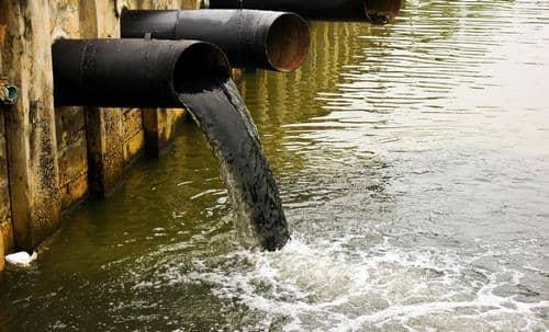 آلاینده آب
