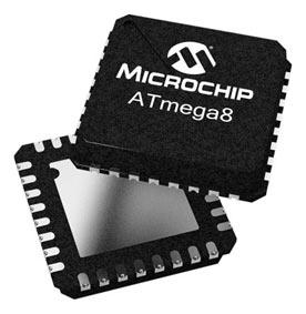 انواع میکروکنترلر AVR
