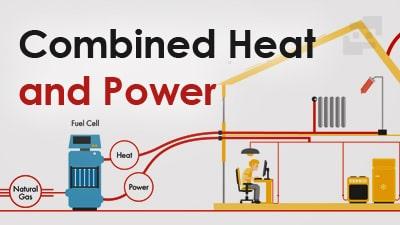 تولید همزمان برق و حرارت